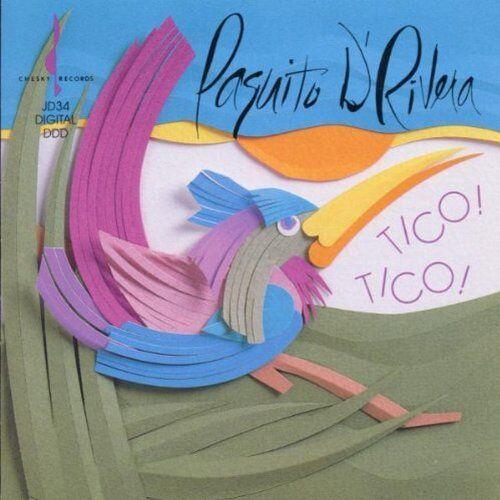 Paquito D'Rivera - Tico! Tico! - Preis vom 13.06.2021 04:45:58 h