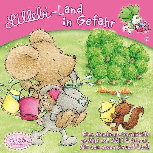 Lillebi - Lillebi-Land in Gefahr - Preis vom 11.06.2021 04:46:58 h