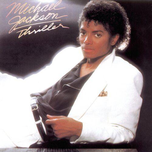 Jackson Thriller - Preis vom 20.06.2021 04:47:58 h