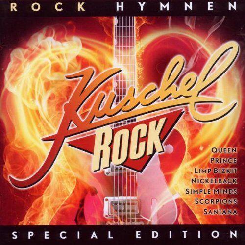 Various - Kuschelrock Rock Hymnen - Die lauteste KuschelRock, die es je gab! - Preis vom 16.05.2021 04:43:40 h