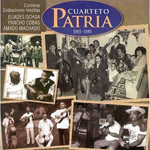 Patria - Cuarteto Patria 1965... - Preis vom 18.06.2021 04:47:54 h