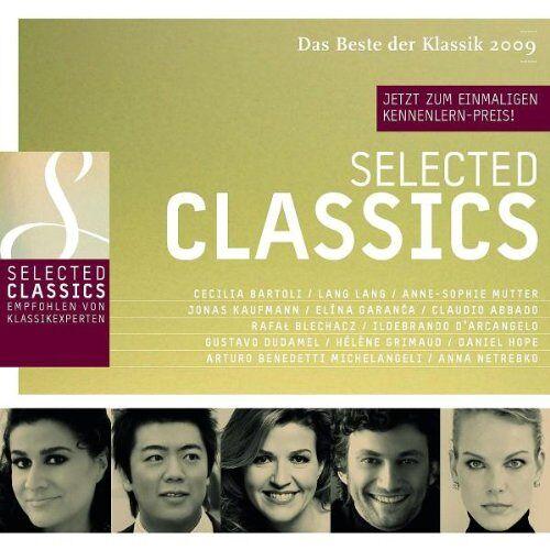 Bartoli - Selected Classics 2009 - Preis vom 29.07.2021 04:48:49 h