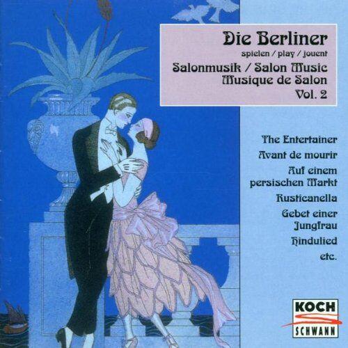 Mitglieder der Bp - Salonmusik Vol. 2 - Preis vom 19.06.2021 04:48:54 h