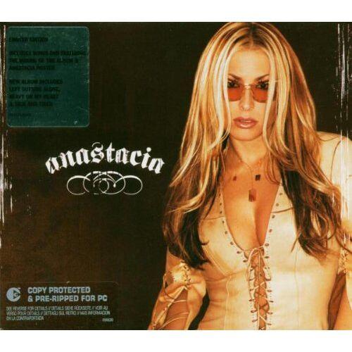 Anastacia - Anastacia (2004) (Limited Edition CD + DVD) - Preis vom 14.06.2021 04:47:09 h