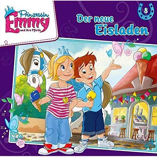 Prinzessin Emmy - Prinzessin Emmy 08. Der neue Eisladen - Preis vom 18.10.2021 04:54:15 h