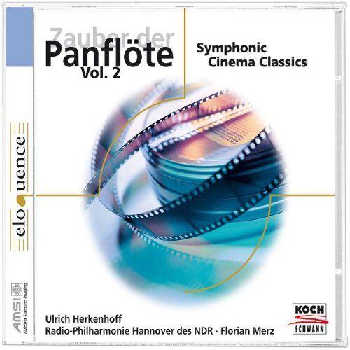 Ulrich Herkenhoff - Zauber der Panflöte Vol.2 - Preis vom 17.05.2021 04:44:08 h