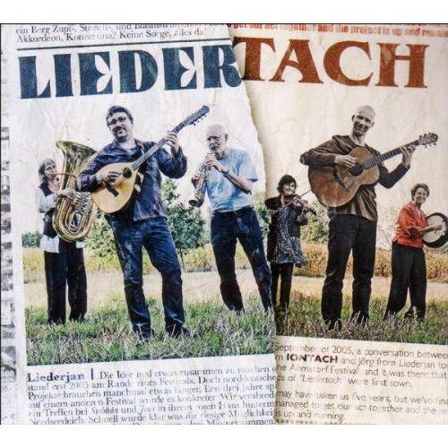 Liedertach - Preis vom 17.05.2021 04:44:08 h