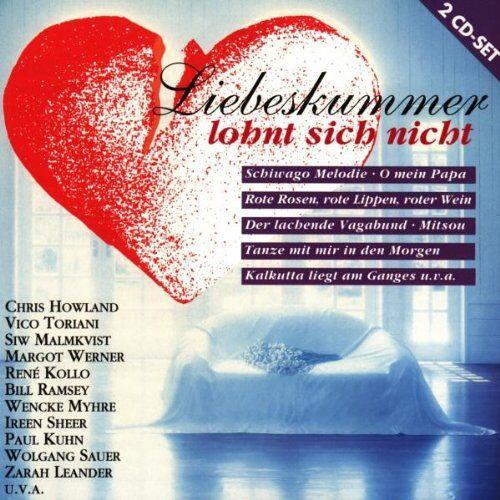 Various - Liebeskummer Lohnt Sich Nicht - Preis vom 15.10.2021 04:56:39 h