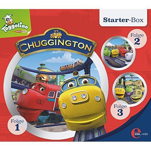 Chuggington - Starter-Box - Preis vom 12.10.2021 04:55:55 h
