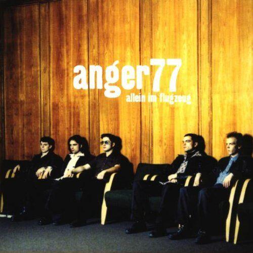 Anger 77 - Allein Im Flugzeug - Preis vom 23.09.2021 04:56:55 h
