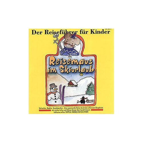 Angela Lenz - Die Reisemaus Im Skiurlaub - Preis vom 18.06.2021 04:47:54 h