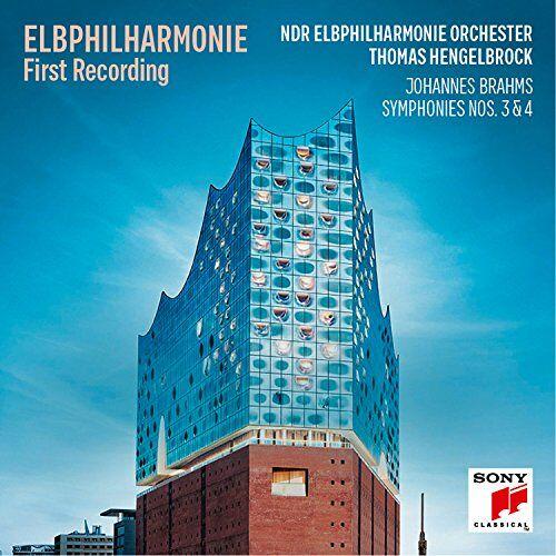 NDR Elbphilharmonie Orchester - Elbphilharmonie - Die erste Aufnahme: Brahms Sinfonien 3 & 4 - Preis vom 17.05.2021 04:44:08 h