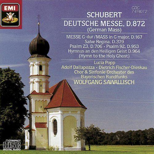 Lucia Popp - Deutsche Messe u.a. - Preis vom 19.06.2021 04:48:54 h