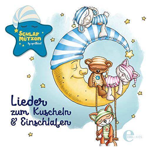 Schlafmützen - Lieder zum Kuscheln und Einschlafen - Preis vom 19.06.2021 04:48:54 h