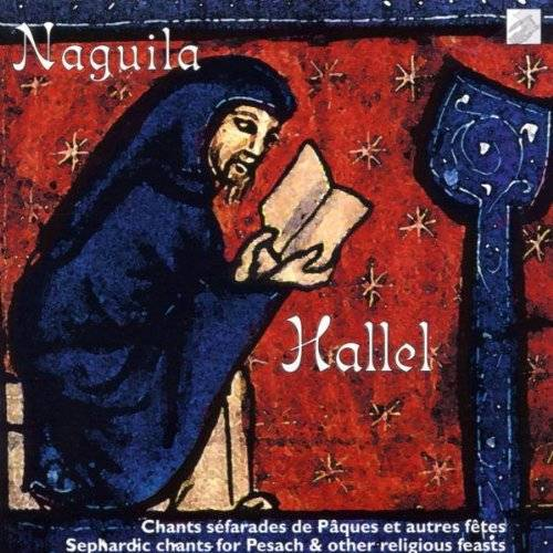 Naguila - Hallel,Chants for Pessach and - Preis vom 21.06.2021 04:48:19 h