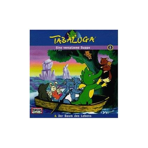 Tabaluga 8 - Tabaluga - Folge 8: Eine Versalzene Suppe / Der Baum des Lebens - Preis vom 09.06.2021 04:47:15 h