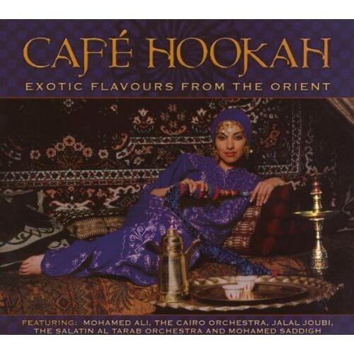 Various - Cafe Hookah - Preis vom 11.06.2021 04:46:58 h
