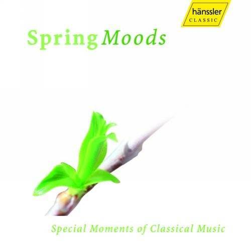 Various - Spring Moods - Preis vom 11.06.2021 04:46:58 h