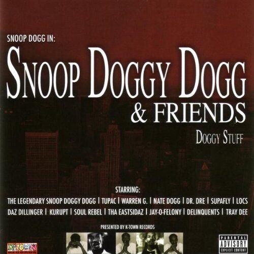 Snoop Doggy Dogg & Friends - Doggy Stuff - Preis vom 15.06.2021 04:47:52 h