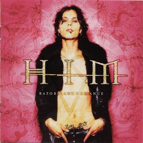 Him - Razorblade Romance - Preis vom 15.06.2021 04:47:52 h