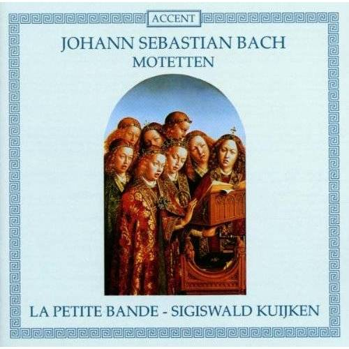 La Petite Bande - Bach: Motetten - Preis vom 11.06.2021 04:46:58 h