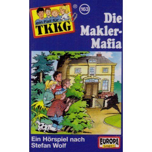 Tkkg - 163/die Makler-Mafia [Musikkassette] - Preis vom 20.06.2021 04:47:58 h