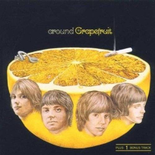 Grapefruit - Around Grapefruit - Preis vom 16.05.2021 04:43:40 h