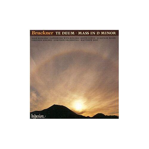Corydon Singers - Te Deum, Messe D-Moll - Preis vom 13.06.2021 04:45:58 h