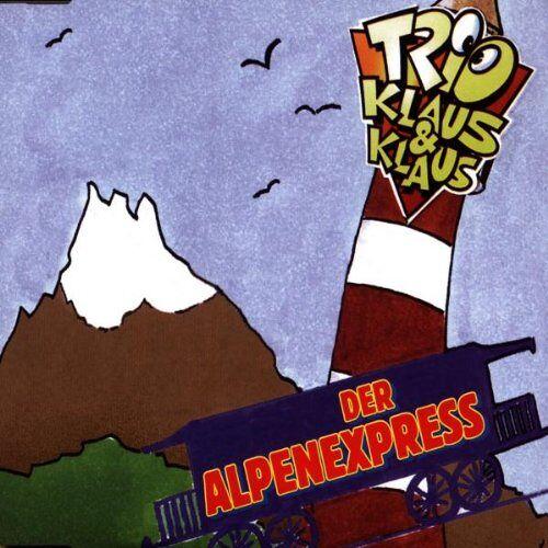 Trio Klaus & Klaus - Der Alpenexpress - Preis vom 13.06.2021 04:45:58 h