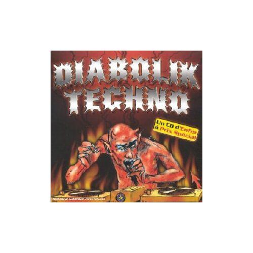 Various - Diabolik Techno Vol.1 - Preis vom 29.07.2021 04:48:49 h