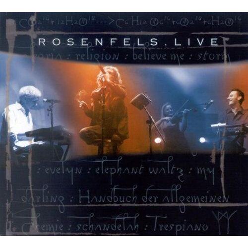 Rosenfels - Live - Preis vom 11.06.2021 04:46:58 h