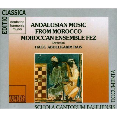 Ensemble Andalusische Musik aus Marokko - Preis vom 11.06.2021 04:46:58 h