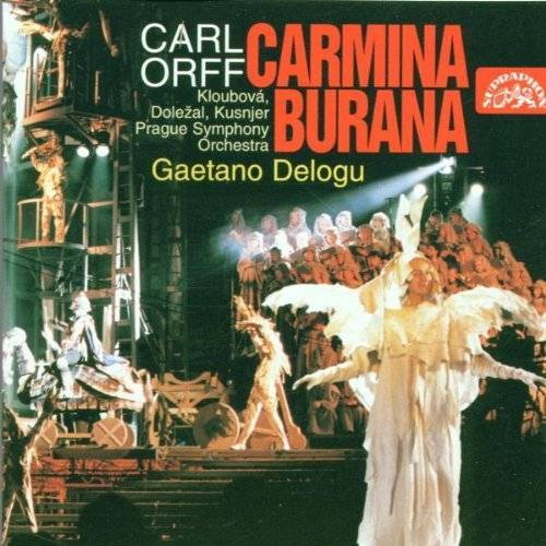 Kloubova - Orff: Carmina Burana - Preis vom 18.06.2021 04:47:54 h