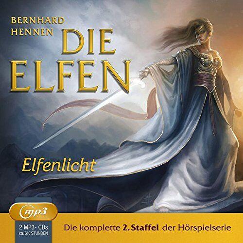 - Die Elfen: Elfenlicht - Das Hörspiel – Staffel 2 (Folge 06-11) - Preis vom 11.06.2021 04:46:58 h