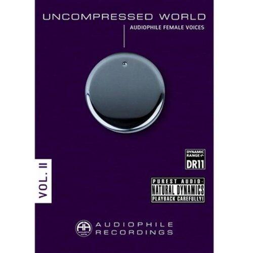 Various - Uncompressed World Vol.2 - Preis vom 17.06.2021 04:48:08 h