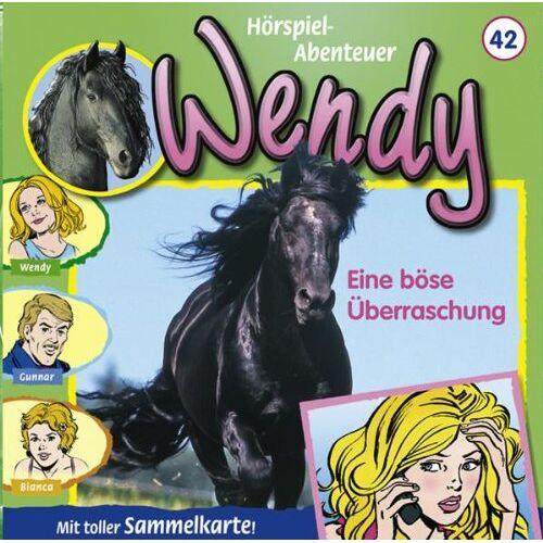 Wendy - Wendy 42. Eine böse Überraschung CD - Preis vom 14.06.2021 04:47:09 h