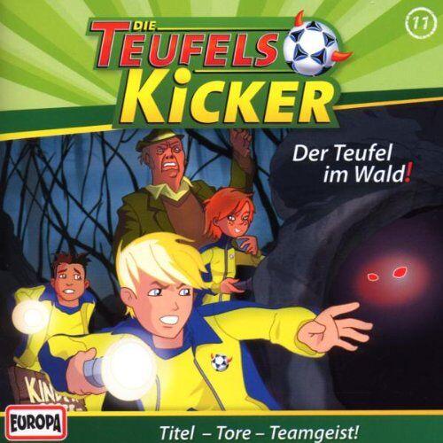 Teufelskicker - 011/Der Teufel Im Wald! - Preis vom 21.06.2021 04:48:19 h