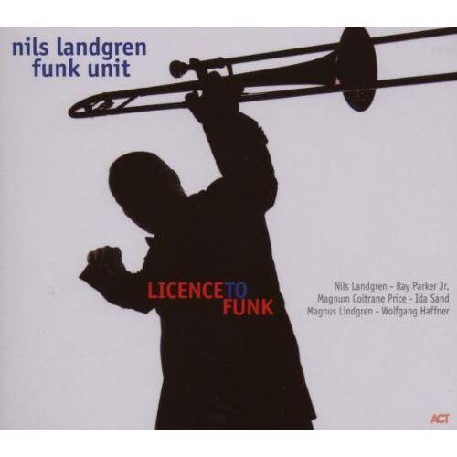 Funk Licence to Funk - Preis vom 17.05.2021 04:44:08 h