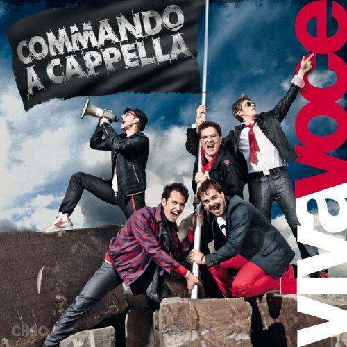 Viva Voce die a cappella Band - Commando a cappella - Preis vom 16.06.2021 04:47:02 h