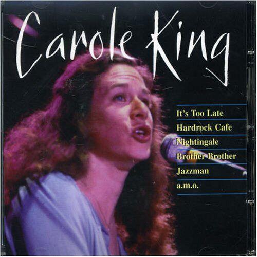Carole King - Hardrock Cafe - Preis vom 14.06.2021 04:47:09 h