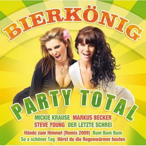 Various - Bierkönig Party Total - Preis vom 11.06.2021 04:46:58 h
