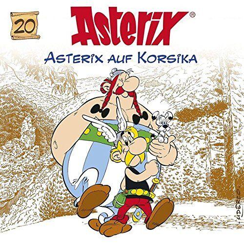 Asterix - 20: Asterix auf Korsika - Preis vom 17.06.2021 04:48:08 h