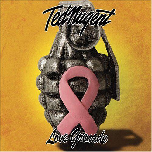 Ted Nugent - Love Grenade - Preis vom 29.07.2021 04:48:49 h
