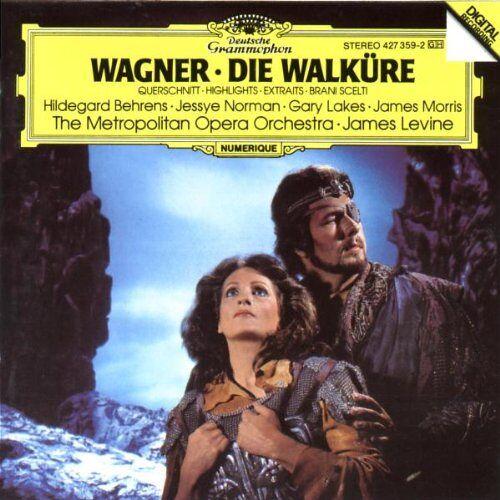 Behrens - Die Walküre (Az) - Preis vom 18.10.2021 04:54:15 h