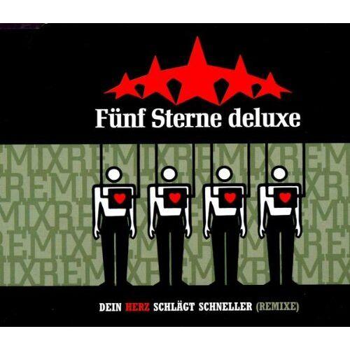Fünf Sterne Deluxe - Dein Herz Schlägt Schneller/+ - Preis vom 16.06.2021 04:47:02 h