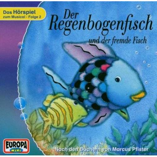 der Regenbogenfisch - Der Regenbogenfisch und der fremde Fisch - Preis vom 12.06.2021 04:48:00 h