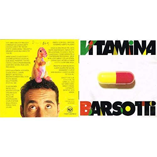 Barsotti Leandro - Vitamina Barsotti - Preis vom 20.06.2021 04:47:58 h