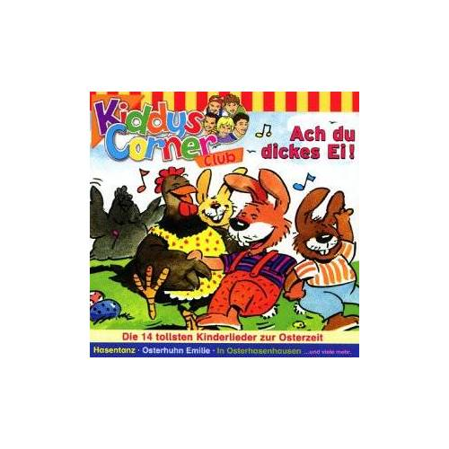 Kiddys Corner-6 - Ach du Dickes Ei - Preis vom 17.05.2021 04:44:08 h