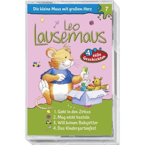 Leo Lausemaus - Geht in Den Zirkus Folge 7 [Musikkassette] [Musikkassette] [Musikkassette] - Preis vom 17.06.2021 04:48:08 h