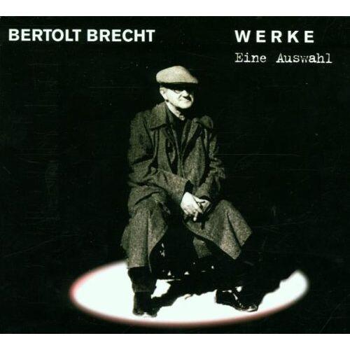 Bertolt Brecht - Bertolt Brecht Werke-Eine Ausw - Preis vom 27.07.2021 04:46:51 h